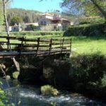 Ervedal da Beira, sus construcciones y paisajes