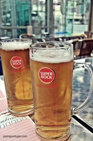 Cerveza en Portugal