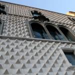 La curiosa Casa dos Bicos en Lisboa