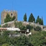 Castillo de Lamego, historia conservada