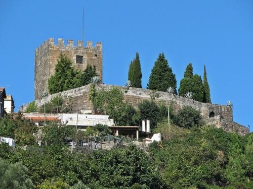 Castillo de Lamego