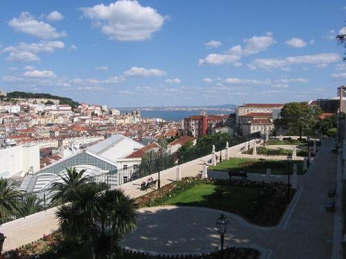 Jardin de Sao Pedro de Alcantara