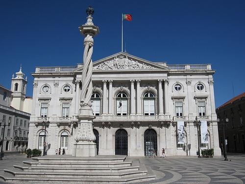 Plazoleta Municipal Lisboa