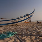 La tradicional Praia de Mira