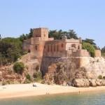 El Castillo de San Juan de Arade, en el Algarve