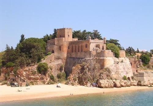 Castillo San Juan de Arade