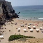 Las preciosas playas del Algarve