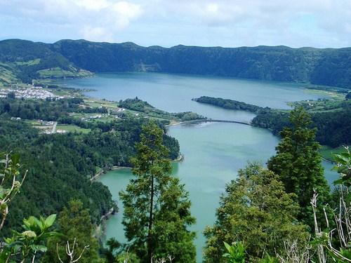 Azores, de turismo