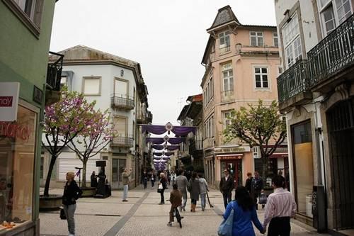 Por las calles de Braga