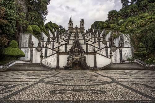Braga en Portugal