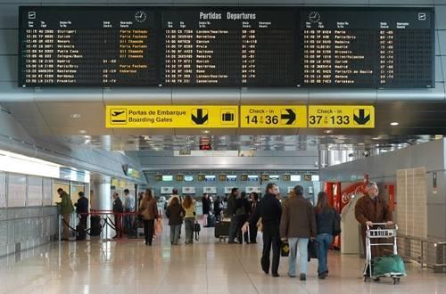 Aeropuertos en Portugal