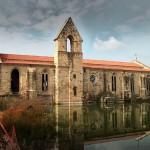 El Monasterio de Santa Clara la Vieja, en Coimbra