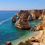Praia da Marinha, símbolo costero del Algarve