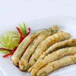 Peixinhos da horta, el origen de la tempura
