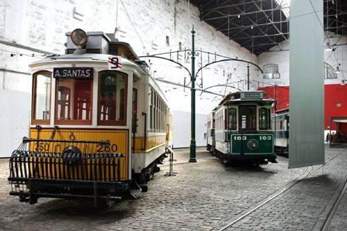 Museo do Carro Eléctrico