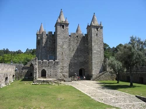 Castillo de Santa María de Feira