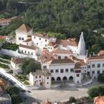 Palacio Nacional de Sintra, un regalo arquitectónico