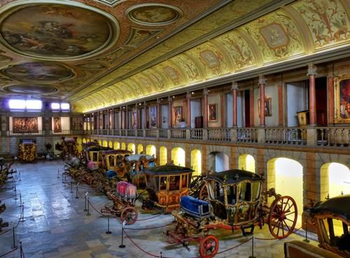 Museo del carruaje Lisboa