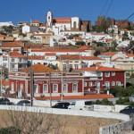 Monumentos y playas en Silves, Faro