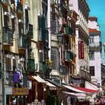 De compras por Lisboa