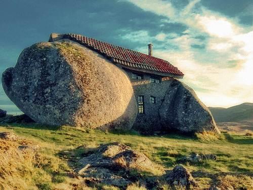 casa de piedra de Fafe 1