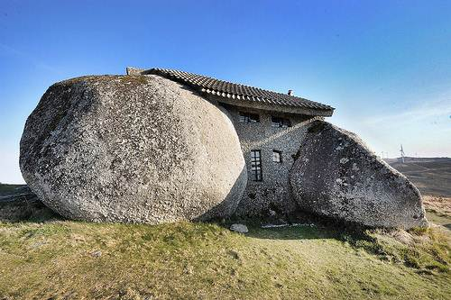 casa de piedra de Fafe
