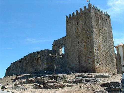 Belmonte, vigilada desde lo alto por su castillo