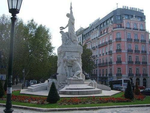 Monumento Primera Guerra Mundial