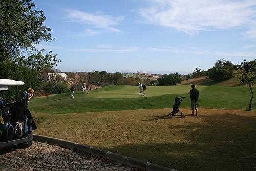 Campos de Golf Lagos