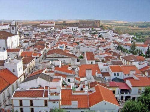 El Castillo de Campo Maior