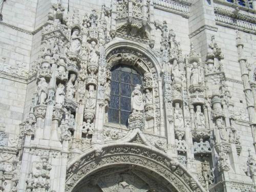 Puerta principal del Monasterio