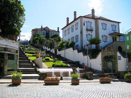 Rutas del vino en el Centro de Portugal
