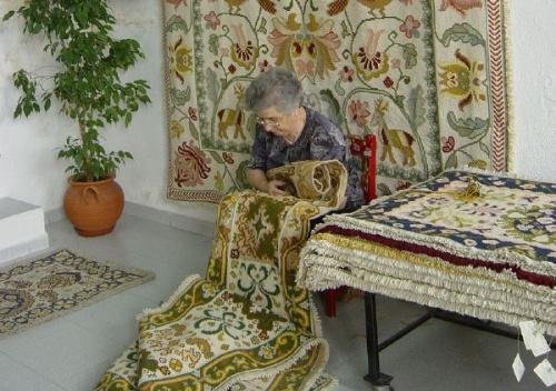 Alfombras y tapices del sur de portugal - Alfombras portugal ...