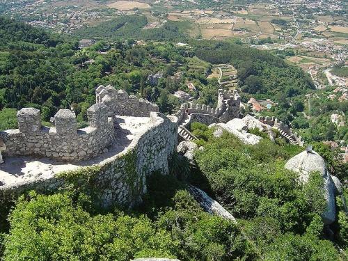 Murallas del Castillo de Sintra