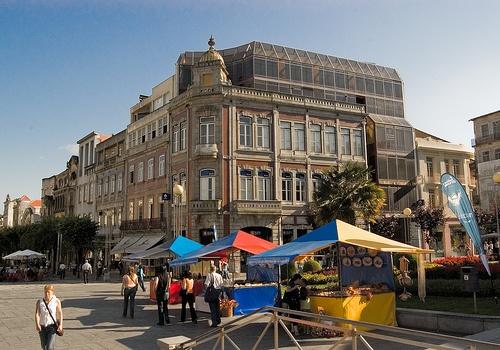 Hoteles, compras y tiempo libre en Braga