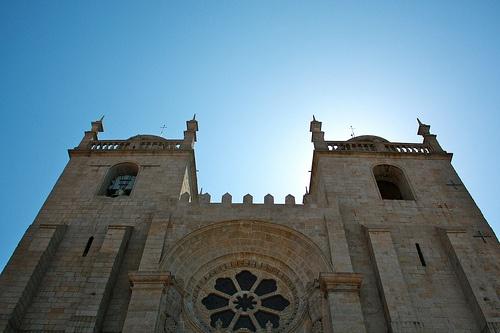 Caminos turísticos en Oporto