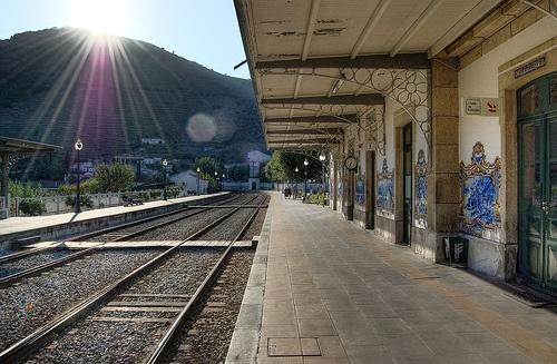 Estacion de Pinhao