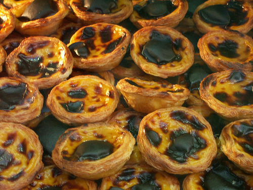 Los famosos Pasteles de Belem