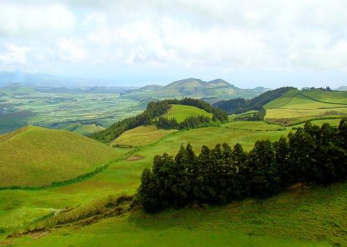 Sao Miguel en Azores