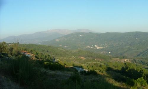 Serra do Açor, patrimonio natural de Portugal