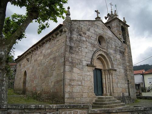 Iglesia de Santa Maria Madalena