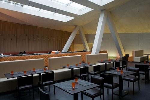 Restaurante en Casa da Musica