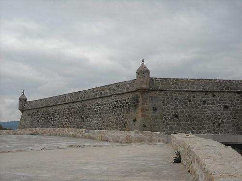 Fortaleza en Chaves
