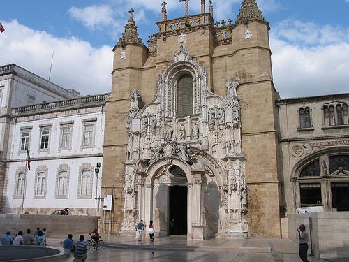 Iglesia Santa Cruz de Coimbra