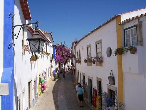 Calles de Obidos
