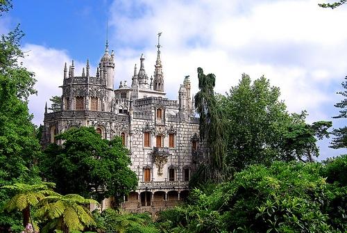 Palacio de los Millones en Sintra
