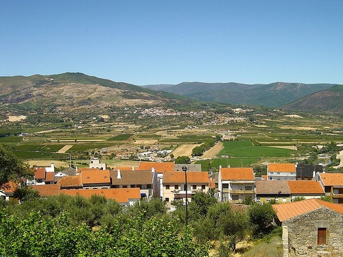 Lugares judíos y romanos en Belmonte