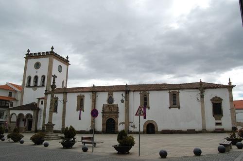 Iglesia de Santa Maria en Braganca
