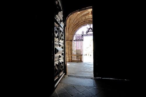 Entrada a la Catedral de Braga