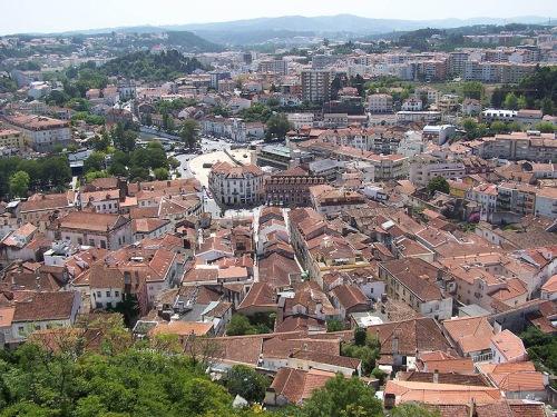 Centro historico Leiria